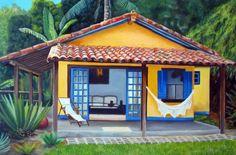 Decore a sua casa de praia e curta suas férias