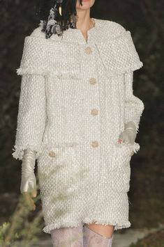 Chanel Couture Spring 2013 * Details