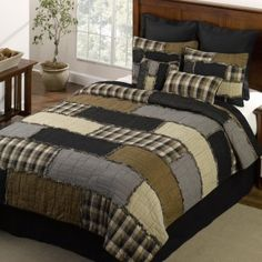 Cobblestone Quilted Bedding, Quilted Bedding Sets - Donna Sharp