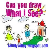 Family Volley: family activities Work on family communication by getting a picture and describing it to your family and see if they can draw what you have described... Next FHE...Oh Ya Baby