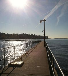 Juanita Beach, Lake Washington in Kirkland, Wa
