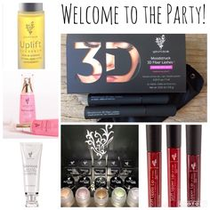 These are a few of my favorite things! So easy to host an ONLINE YOUNIQUE PARTY! No need to clean the house, party with your friends online and earn FREE makeup! https://www.youniqueproducts.com/jewellsmurphy/business