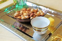 Lebanese white coffee