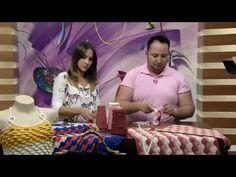 Crochetando com EuroRoma e Marcelo Nunes - Tapete Avelã | Parte 2