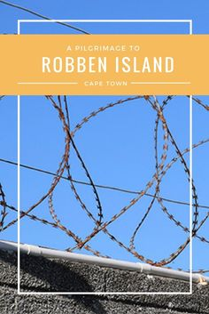 My thoughts on why making the pilgrimage to Robben Island, where Nelson Mandela and thousands more political prisoners were held during apartheid, is a must for every visitor to Cape Town