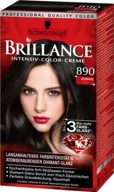 Brilliance schwarz #890 2,50