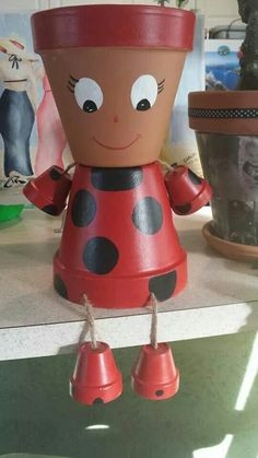 Lady Bug by Art by Chachi