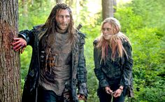"""Black Sails pirate Captain Charles Vane (Zach McGowen) on CWs The 100. 