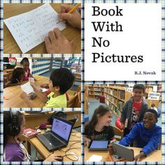 The Book with no Pictures lesson - Ogle Elem. Library
