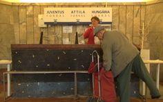 A Juventus gyógyvíz jelentette egykor a Rudas fürdő fő vonzerejét. Attila