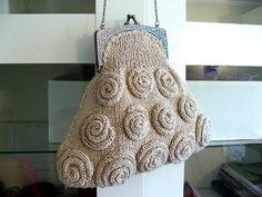 "Ravelry: IrinaMS's ""Antique"" Purse"