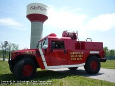 Carrsville Volunteer Fire Department, Carrsville, VA - Brush 20 - 1994 Hummer H-1 ★。☆。JpM ENTERTAINMENT ☆。★。