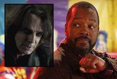 Supernatural Kadeem Hardison Season 12 Cast