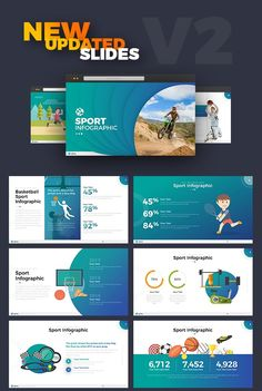 #Glory Presentation - #Business Pack #Powerpoint Template by BrandEarth
