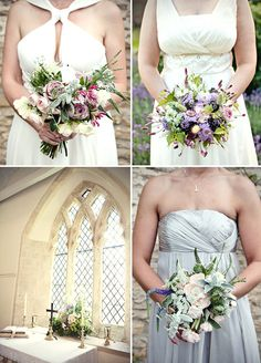 English garden inspired flowers; photos by Marianne Taylor | Junebug Weddings