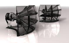 """Pavillon ALG 15-737 pour moteur 1 pouces Dim: L=736 mm  P=534 mm  H=445 mm  Poids : 21 Kg pièce  - Fabrication """"parois pleines"""" en plexiglas  - Livré avec les raccord de mise en phase adaptés à tous type de moteur.  - Prix public à la paire : Nous contacter"""