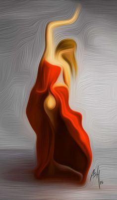 Action Painting, Art Deco Living Room, Graphic Design Lessons, Dance Paintings, Surrealism Painting, Modern Art Deco, Beautiful Fantasy Art, Human Art, Dance Art