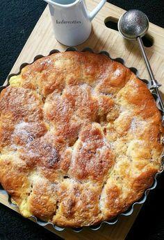 La tarte au sucre des Cht'i