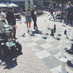 Make your move  #Amsterdam #dilandabelanda