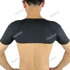 Magnetic Therapy Thermal Self-Heating Shoulder Pad Belt Shoulder Support Brace Protector Health-Care Item BBI-276867