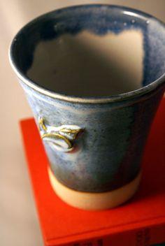 Fluted ceramic little wren flower vase by little wren pottery – Try Handmade Gallery
