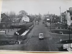 Molenstraat Pre And Post, Rotterdam, War