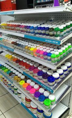Gran variedad de colores en la linea de Pinto Vanguardia! Utiliza la pintura para hacer tus mejores obras o realizar tus manualidades 🎨🌟😄 Facebook Sign Up, Creativity, Pintura, Manualidades