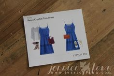 Pixley Ranya Crochet Trim Dress | JessicaFawn.com  #StitchFix