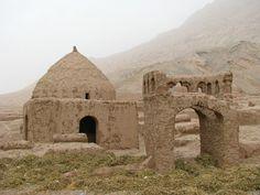 Turpan, China - Tuyoq Village
