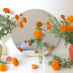 Aesthetic uploaded by փ on We Heart It Nothing But Flowers, Mood And Tone, Orange Aesthetic, Aesthetic Grunge, Still Life Photography, Aesthetic Pictures, Art Direction, Decoration, Flower Power