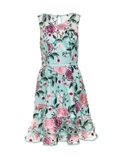Paradise Garden Dress Multi Dress In 2019 Dresses Casual Work Outfits, Classy Outfits, Pretty Outfits, Beautiful Outfits, Garden Dress, Review Fashion, Dress Images, Review Dresses, Dress Collection