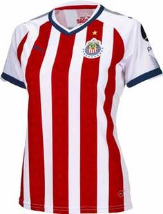 c51026cab8 2017 18 Puma Chivas Womens Home Jersey. Shop for this jersey at SoccerPro  now