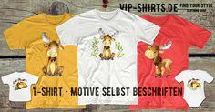 T-Shirt · Motive mit eigenen Schriftzügen in verschiedenen Farben und Ausführungen ab 16,49€ auf VIP-SHIRTS.DE :-)   Zum Design: http://vip-shirts.de/motive-selbst-beschriften/  Jetzt Fan werden: https://www.facebook.com/vip.shirts/  #Tiere #Elch #Elchi #Deer #Wald #Forest #InTheForest #Animals #Tier #Wild #Love #Liebe #Style #Schriftzüge #Schriftzug #Spruch #Sprüche #Kinder #Kids #Mädchen #Jungen #Baby #Llifestyle #Llifestyle24 #Fashion #Bekleidung #Tshirts #To