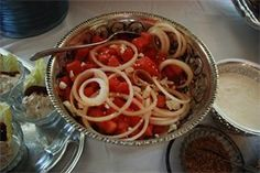 Kendal's Watermelon and Vidalia Onion Salad Recipe