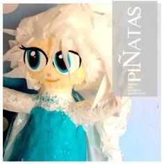 Piñata Elsa Frozen https://www.facebook.com/ppinatas