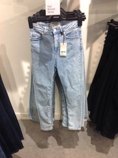 Our new acid wash Jamie jeans in store now
