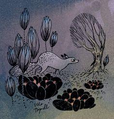 Ulla Thynell illustration 2017