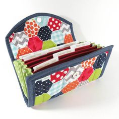 Sewing Story Projects: Coupon Organizer