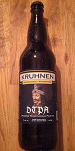 Transylvanian Pale Ale by Kruhnen: Spicy IPA style brew with hints of tropical fruit and citrus.