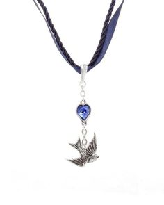 Buy Alchemy Swallow Pendant - Pewterfor R450.00