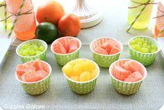 Summer Citrus Dinner Party on http://pizzazzerie.com