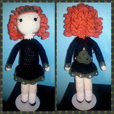 Custom Crocheted Irish Dance Doll by rissaCrafty on Etsy https://www.etsy.com/listing/230662870/custom-crocheted-irish-dance-doll