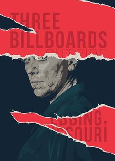 Three Billboards Outside Ebbing Missouri (2017) [700x980]