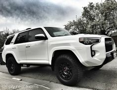 The 2015 Toyota TRD Pro is the perfect 4 wheeling vehicle for a family seeking adventure. Suv Trucks, Toyota Trucks, Toyota Cars, Toyota Vehicles, 2015 Toyota 4runner, Toyota 4runner Trd, Aichi, 4x4, Future Car