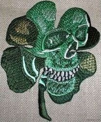 Clover Skull. I think it would make a cool Tattoo