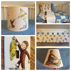 A personal favorite from my Etsy shop https://www.etsy.com/listing/228448508/vintage-classic-curious-george-fabric