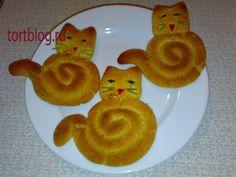 Cat Bread, Bread Art, Nutella Recipes, Snack Recipes, Cooking Recipes, Edible Food, Edible Art, Fun Snacks For Kids, Kids Meals