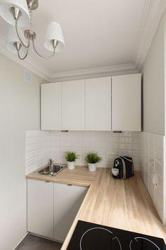 Kitchen Board, New Kitchen, Ikea Kitchen Interior, Kitchen Worktop, Kitchen Cabinets, Wooden Kitchen, Studio Apartment, Kitchen Design, Furniture