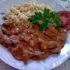 Egy finom Bakonyi aprópecsenye ebédre vagy vacsorára? Bakonyi aprópecsenye Receptek a Mindmegette.hu Recept gyűjteményében!