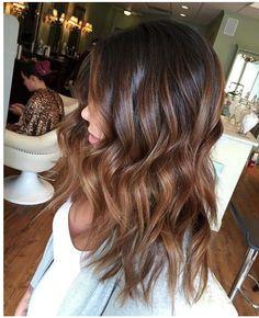 Nice hair color